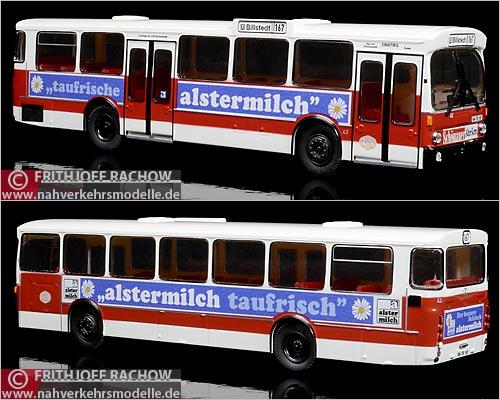 Nahverkehrsmodellede  Hochbahn Töchter  Jasper  SBG