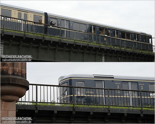 Stadt im Modell S-Bahn Hamburg