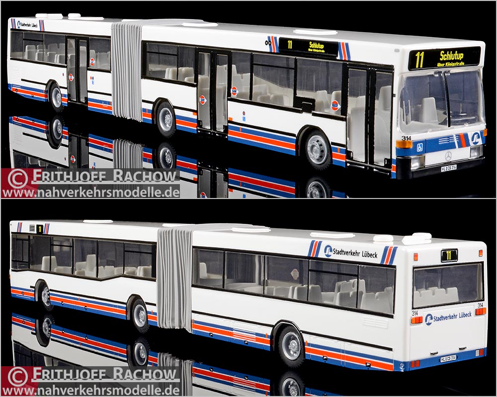 6a5e228c9221ba Stadtwerke Lübeck GmbH. Sondermodell Auflage  150 Stück Hersteller  Rietze  GmbH   Co. KG  76404-1. Auslieferung  02 2019. Maßstab 1 87 (H0)